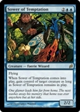 Magic the Gathering Lorwyn Single Sower of Temptation - SLIGHT PLAY (SP)