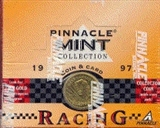 1997 Pinnacle Mint Racing Hobby Box
