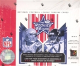 2005 Leaf Rookies & Stars Football Hobby Box