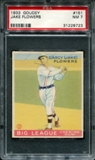 1933 Goudey Baseball #151 Jake Flowers PSA 7 (NM) *9723