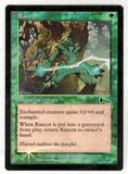 Magic the Gathering Urza's Legacy Single Rancor Foil - SLIGHT PLAY (SP)