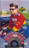 1999 Upper Deck Road To The Cup Racing Retail Box