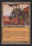 Magic the Gathering Urza's Saga Single Thran Quarry UNPLAYED (NM/MT)