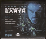 Battlefield Earth Retail Box (Upper Deck) 2000