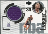 1998/99 Upper Deck Game Jerseys #GJ5 Ray Allen