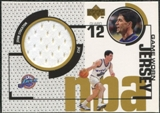 1998/99 Upper Deck Game Jerseys #GJ17 John Stockton