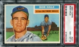 1956 Topps Baseball #231 Bob Hale PSA 8 (NM-MT) *0329