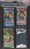Upper Deck Yu-Gi-Oh Forbidden Legacy Blister with 3 Boosters Packs + Rare Foil