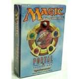 Magic the Gathering Portal 2: Second Age Spellweaver Theme Deck