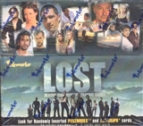 LOST Season One Hobby Box (2005 InkWorks)