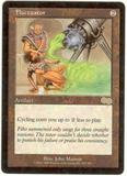 Magic the Gathering Urza's Saga Single Fluctuator - SLIGHT PLAY (SP)