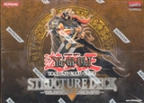 Upper Deck Yu-Gi-Oh Warrior's Triumph Structure Deck Box