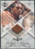 1999/00 Upper Deck Black Diamond A Piece of History #SA Shareef Abdur-Rahim H/R