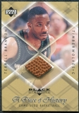 1999/00 Upper Deck Black Diamond A Piece of History #TB Terrell Brandon