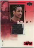2000/01 Upper Deck Slam Flight Gear #AIG Allen Iverson