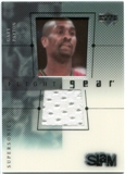2000/01 Upper Deck Slam Flight Gear #GPG Gary Payton
