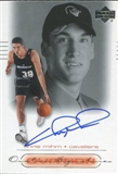 2000/01 Upper Deck Ovation Super Signatures #CM Chris Mihm