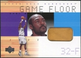 2000/01 Upper Deck Hardcourt Game Floor #KMF Karl Malone