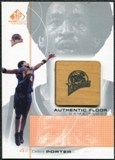 2000/01 Upper Deck SP Game Floor Authentic Floor #CP Chris Porter