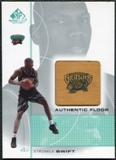2000/01 Upper Deck SP Game Floor Authentic Floor #SS Stromile Swift