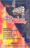 1995 Action Packed NHRA Winston Drag Racing Hobby Box
