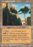 Magic the Gathering Onslaught Single Contested Cliffs UNPLAYED (NM/MT)