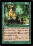 Magic the Gathering Visions Single Natural Order - NEAR MINT (NM)