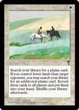 Magic the Gathering Visions Single Tithe UNPLAYED (NM/MT)