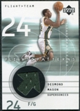 2001/02 Upper Deck Flight Team Flight Patterns #DM Desmond Mason