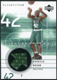 2001/02 Upper Deck Flight Team Flight Patterns #KE Kedrick Brown