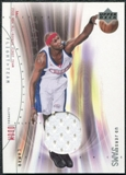 2001/02 Upper Deck Flight Team UD Jersey Jams #LOJ Lamar Odom