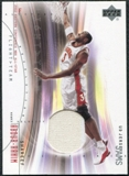 2001/02 Upper Deck Flight Team UD Jersey Jams #SAJ Shareef Abdur-Rahim