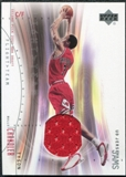 2001/02 Upper Deck Flight Team UD Jersey Jams #TCJ Tyson Chandler