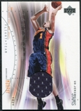 2001/02 Upper Deck Flight Team UD Jersey Jams #TMJ Troy Murphy