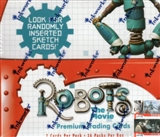 Robots The Movie Trading Cards Box (2006 Inkworks)