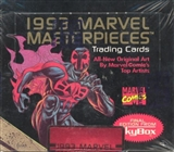 Marvel Masterpieces Series 2 Box (1993 Skybox)