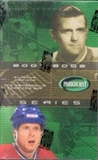 2001/02 Be A Player Parkhurst Hockey Hobby Box