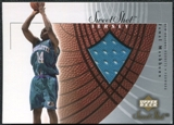 2002/03 Upper Deck Sweet Shot Jerseys #JMJ Jamal Mashburn
