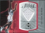 2002/03 Upper Deck Sweet Shot Sweet Swatches #AMS Andre Miller