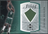 2002/03 Upper Deck Sweet Shot Sweet Swatches #AWS Antoine Walker