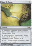 Magic the Gathering Mirrodin Single Jinxed Choker - NEAR MINT (NM)