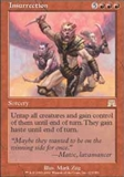 Magic the Gathering Onslaught Singles Insurrection FOIL - NEAR MINT (NM)