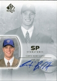 2002/03 Upper Deck SP Authentic SP Signatures #CU Curtis Borchardt