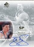 2002/03 Upper Deck SP Authentic SP Signatures #MM Mike Miller