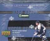 2005/06 Upper Deck Series 1 Hockey 24 Pack Box