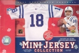 2005 Upper Deck Mini Jersey Football Hobby Box