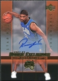 2003/04 Upper Deck Rookie Exclusives Autographs #A11 Reece Gaines