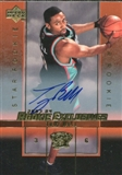 2003/04 Upper Deck Rookie Exclusives Autographs #A12 Troy Bell
