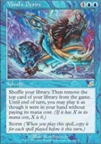 Magic the Gathering Scourge Single Mind's Desire - NEAR MINT (NM)