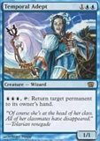 Magic the Gathering 8th Edition Single Temporal Adept UNPLAYED (NM/MT)